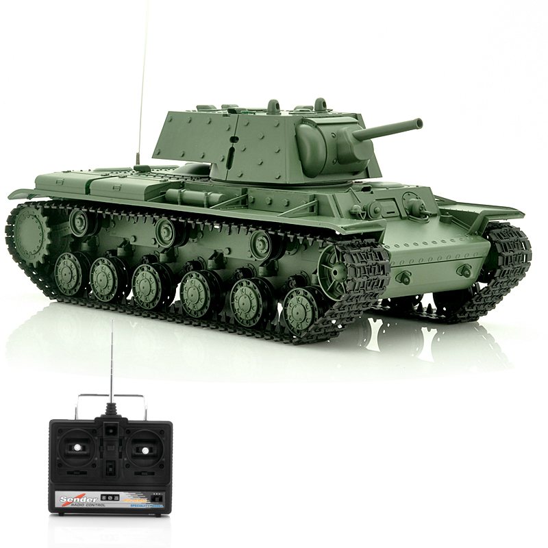 116-airsoft-rc-tank-russia-kv-1-rotating-turret-movable-barrel-fu