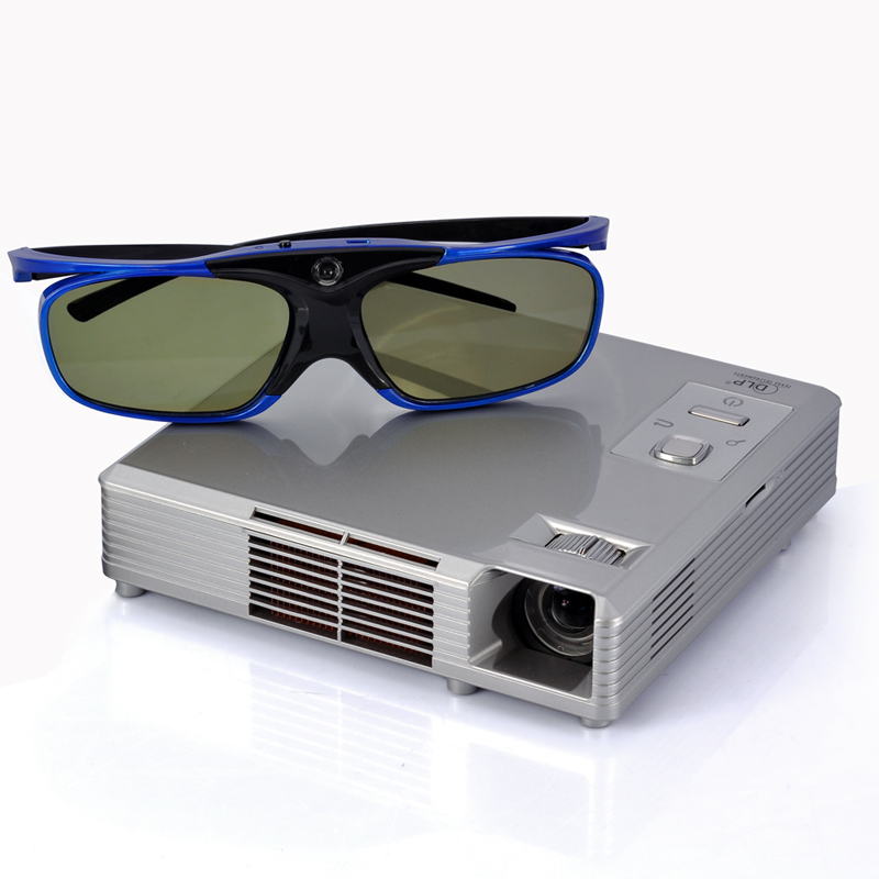 3d hd video projector with dlp cinemax 1280x800 1000 1 for Hd video projector