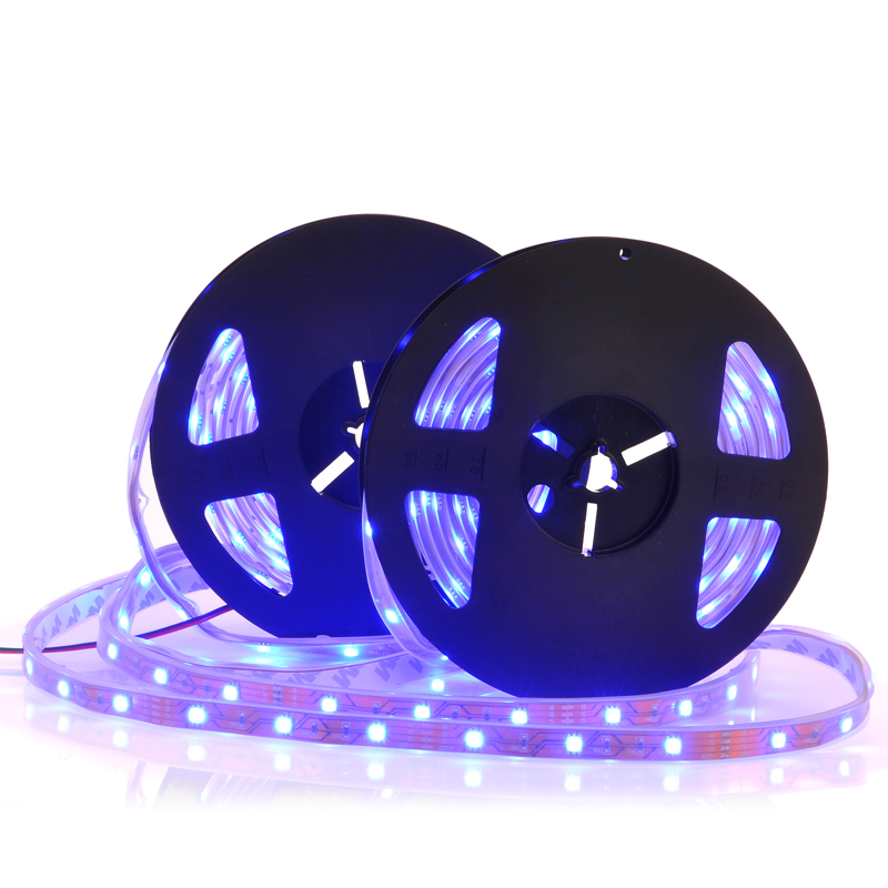 Premium Weatherproof Flexible Multi-Color LED Light Strip (10 Meters)