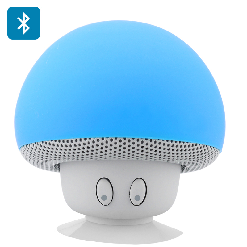 mushroom-bluetooth-speaker-splash-proof-suction-cup-280mah-recharg