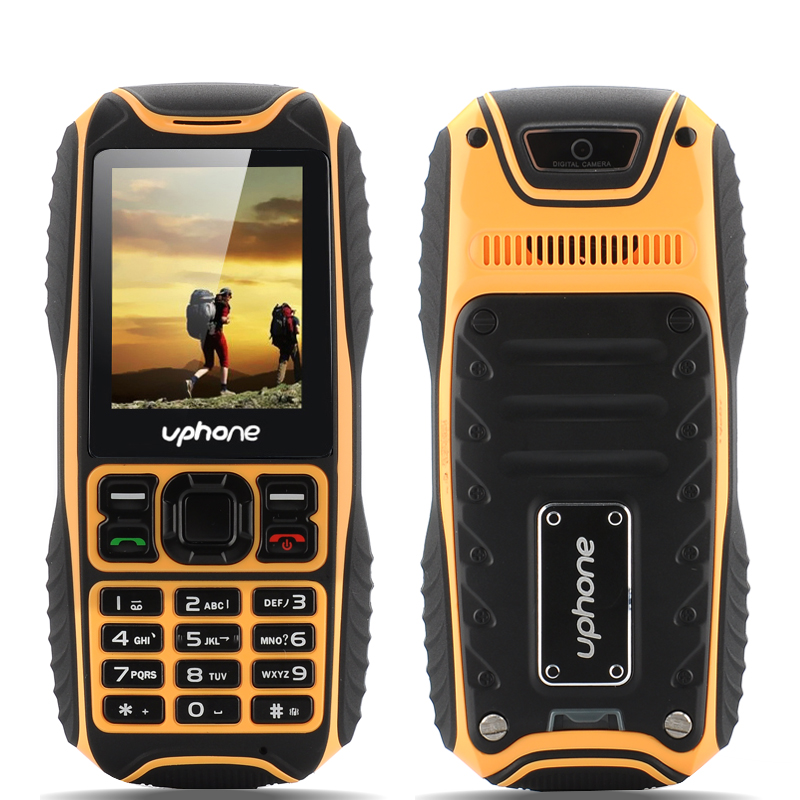 uphone-u3a-ip67-rugged-phone-shockproof-waterproof-dust-proof-mic