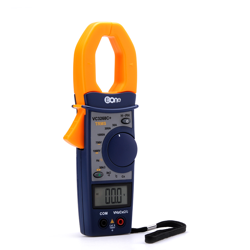 eone-vc3268p-multifunction-clamp-multimeter-temp-phase-sequence