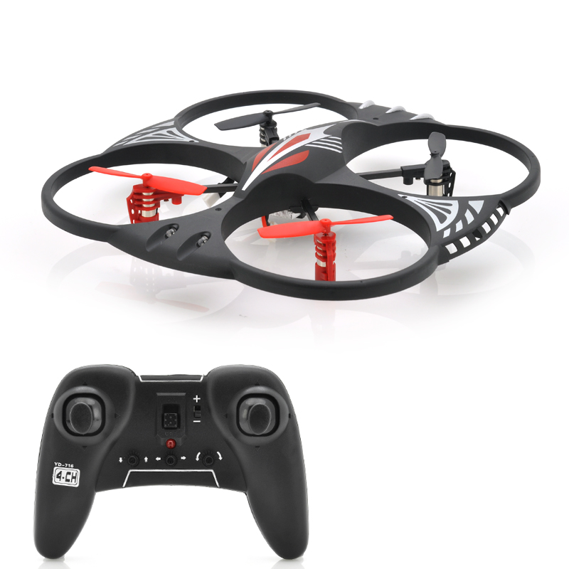 rc-quadcopter-condor-50-meter-range-24ghz-4-channels