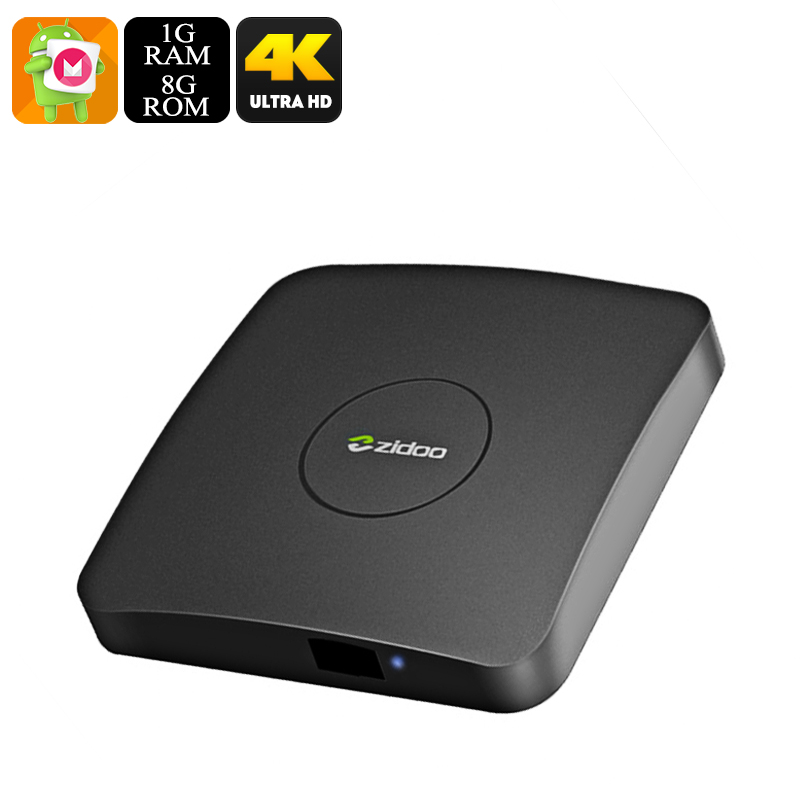 ZIDOO A5 S905X TV Box