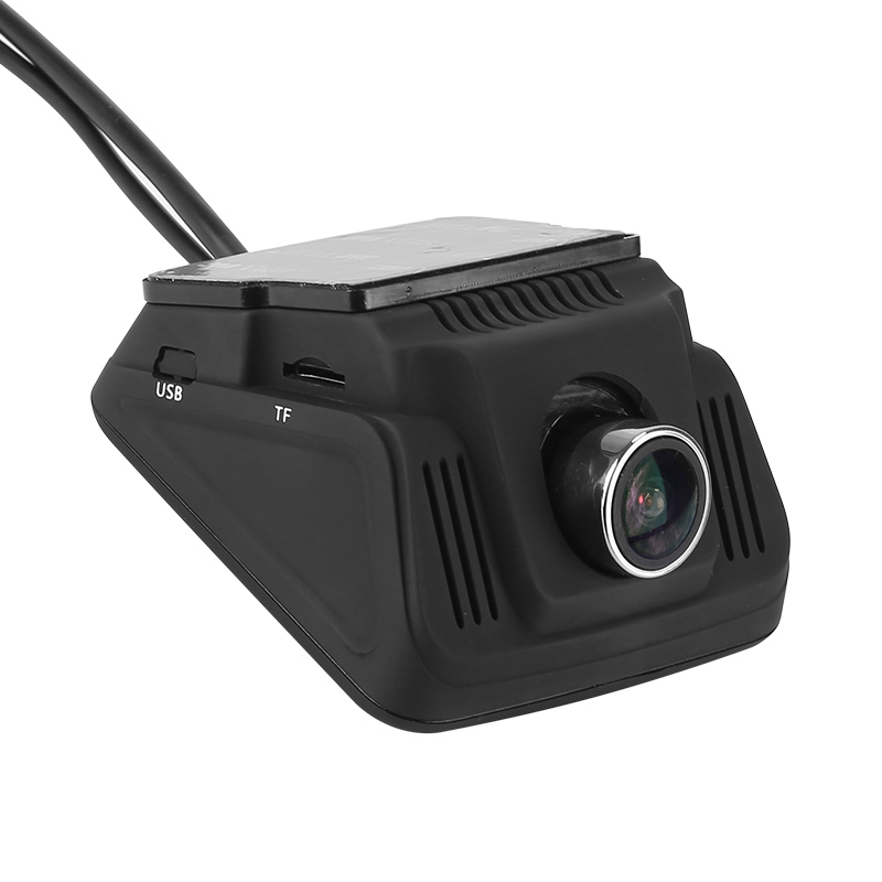 Image of Car Dash Cam And Reverse Camera - Wi-Fi, G-Sensor, Loop Recording, 170-Degrees Recroding, Ignition Start
