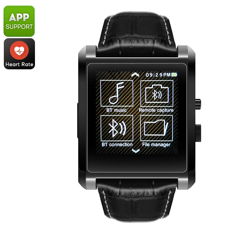 Domino DM08 Bluetooth Watch - Heart Rate