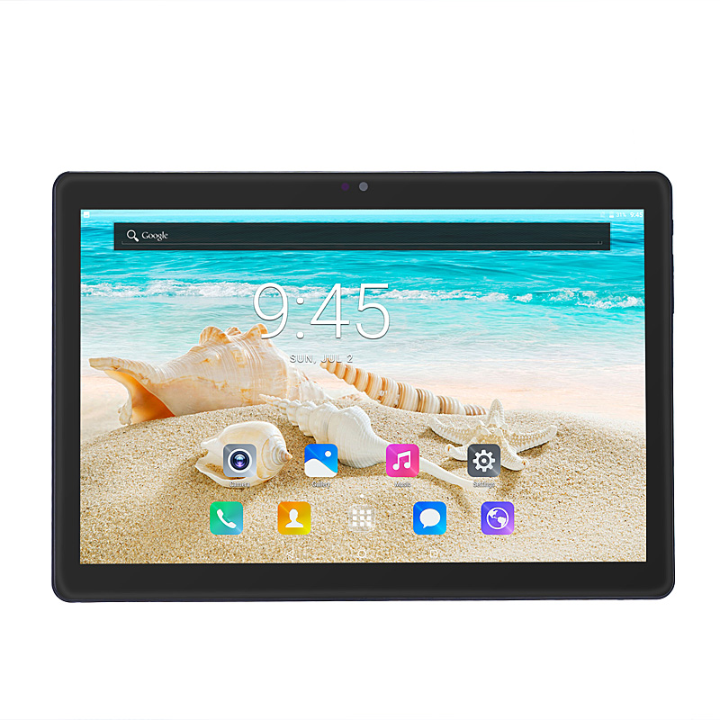 Image of 4G Tablet PC - Android 7.0, Dual-IMEI, 4G Support, Octa-Core CPU, 2GB RAM, 10.1 Inch HD Display, 6000mAh, WiFi, OTG
