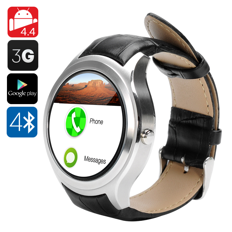 NO.1 D5 Android Smart Watch - 3G