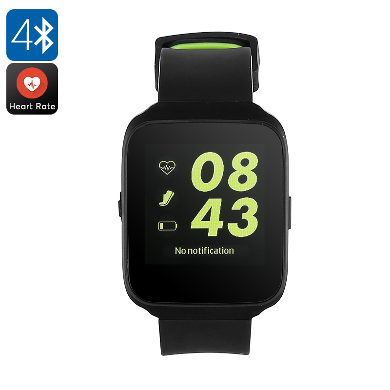 Z40 Bluetooth Smart Watch - Heart Rate,