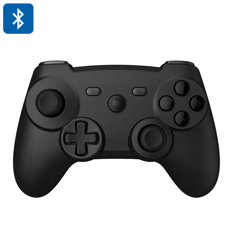 Xiaomi Wireless Bluetooth Gamepad - Three-Axle G-Sensor Function, Double aMotor Vibration, Compatible With Android Devices CVAII-A813