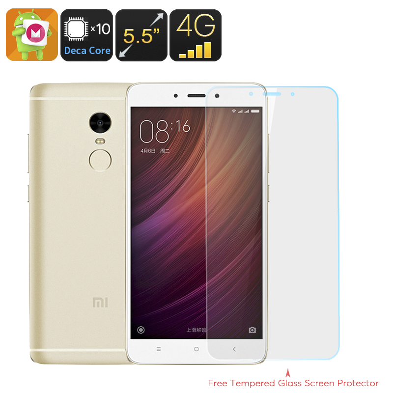 Оригинал Xiaomi Redmi Note 4