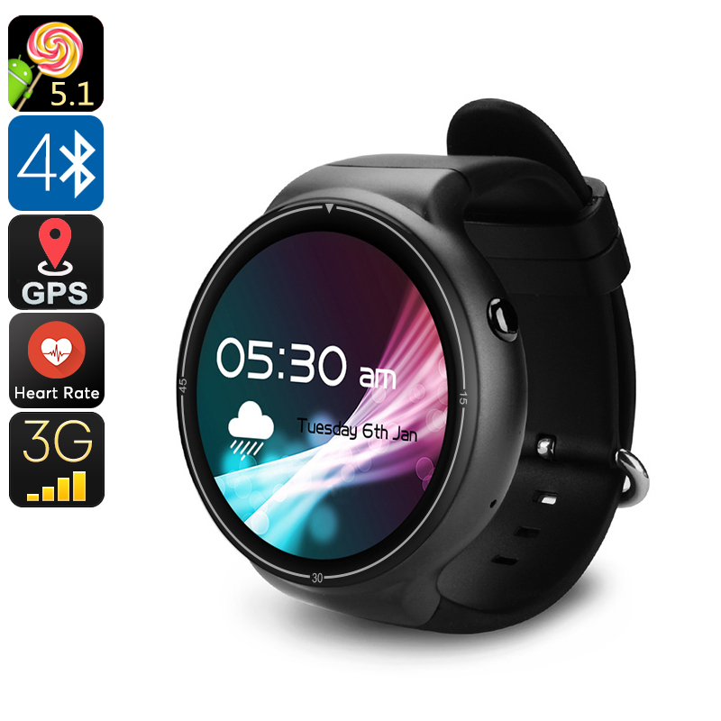 IQI I4 Pro Android Watch Phone -