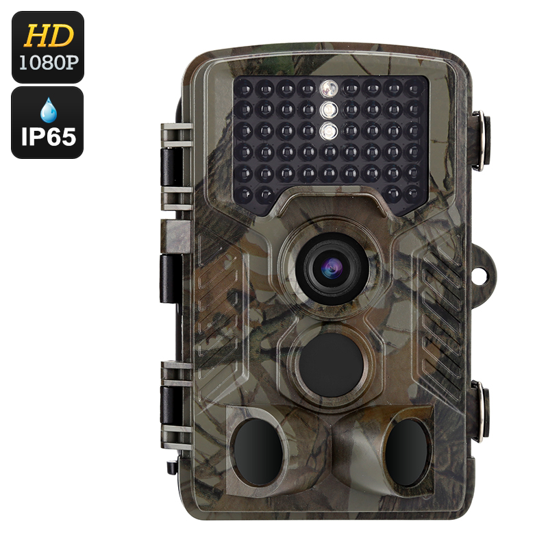FHD Digital Trail Camera - 1080P, 12 Months Stand-By, 0.6 Seconds Fast Shooting, 2.4 Inch Display, IR Cut, 20M Night Vision thumbnail