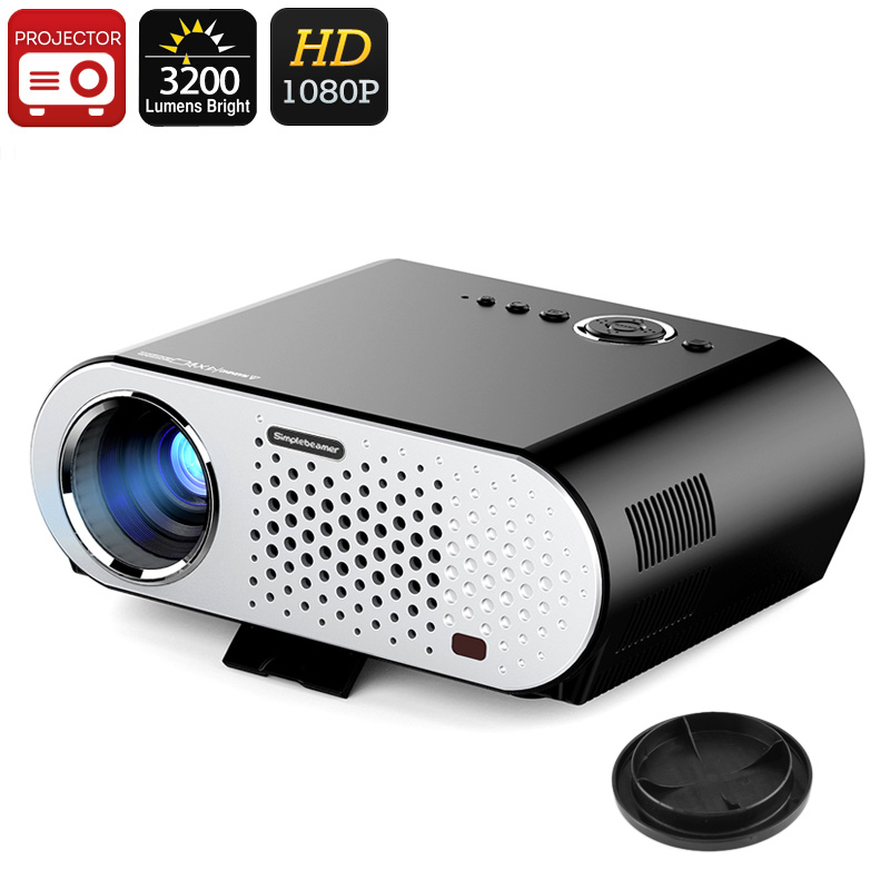 HD Projector ViviBright SimpleBeamer GP90 ...
