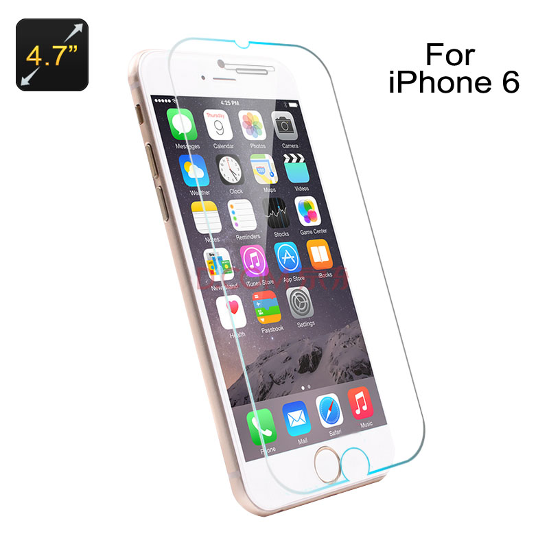 Tempered Glass for iPhone 6 And iPhone 6S (No Border)