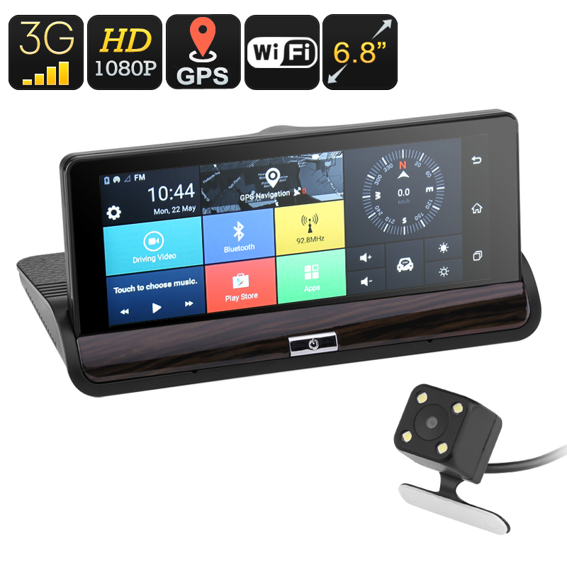 Android Car DVR System - d 5siVZK