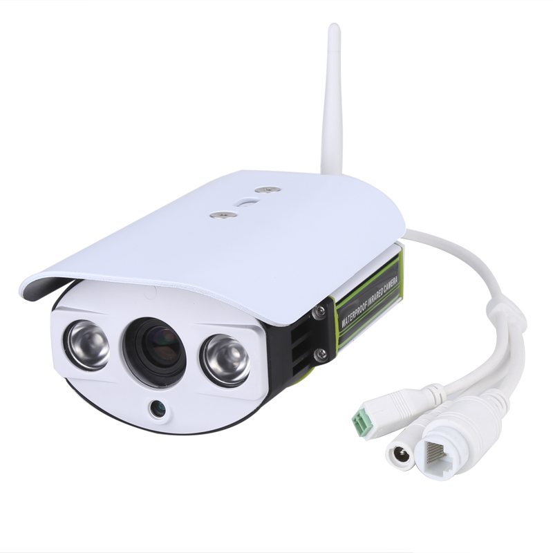 Image of Full HD PTZ IP Camera - 1/2.8 Inch CMOS, 1080P Recordings, Motion Detection, Mobile Support, 50M Night Vision, IP66, ONVIF