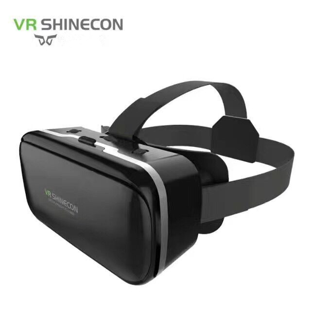 VR Play  3D Glasses- Support 4.7 To 6 Inch Smartphones, 100 Degree FOV, Adjustable Focus, Adjustable IPD  CVAIA-F034