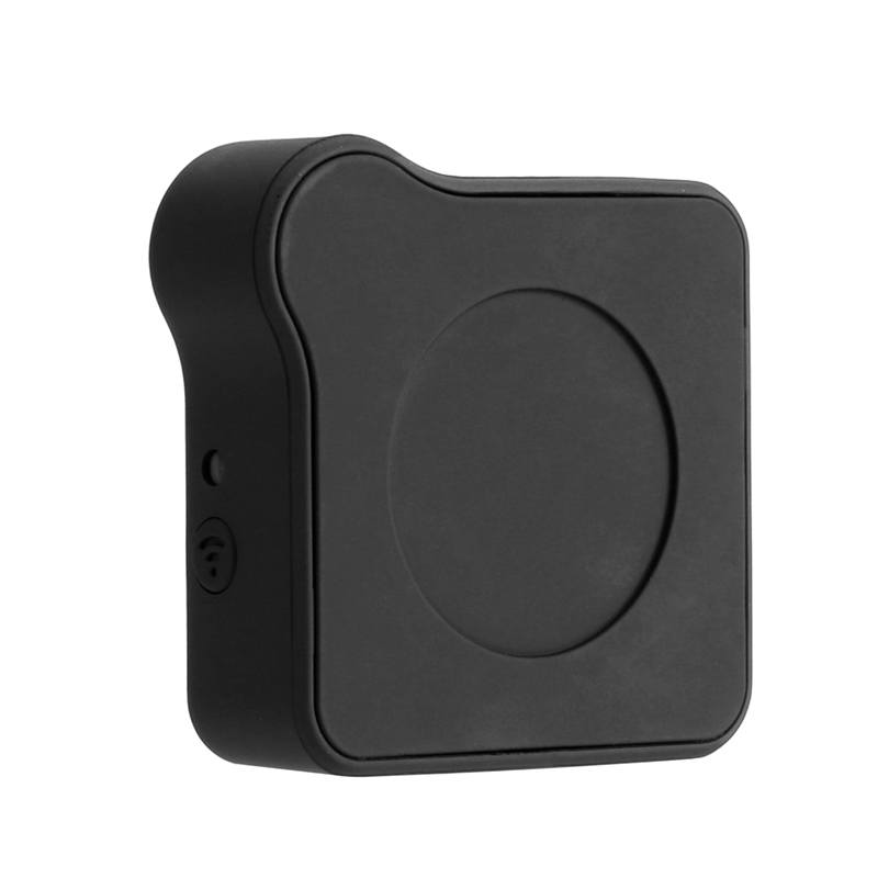Image of Wearable Mini WiFi Camera - 720p Resolution, Motion Detection, CMOS Sensor, App Support, 32GB SD Card Slot, 90-Degree, 600mAh