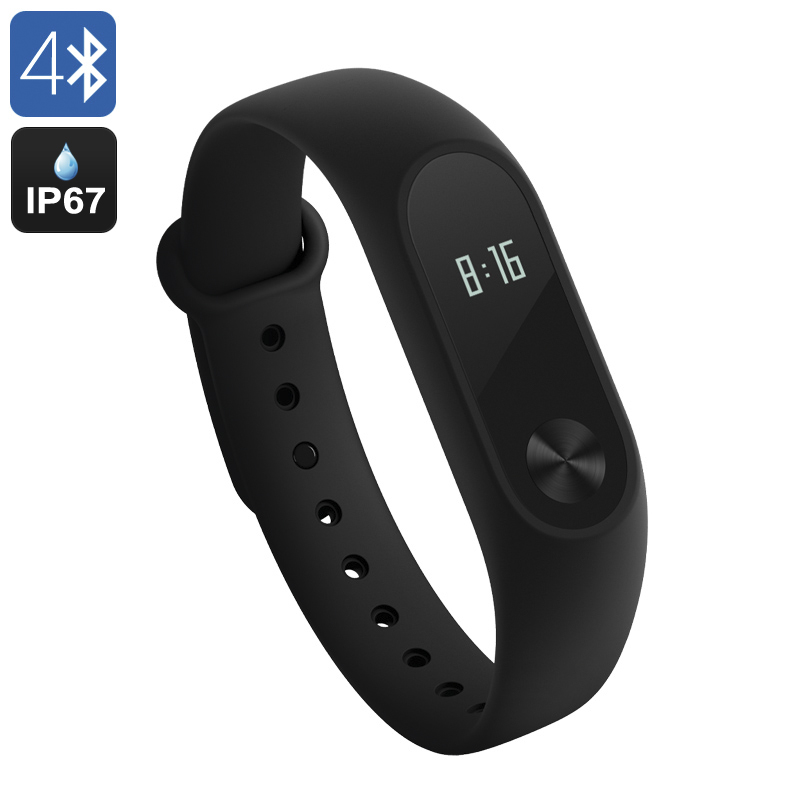 Оригинал Xiaomi Mi Band 2 Heart Rate Monitor
