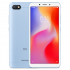 Xiaomi Redmi 6A Android Phone - 5.45 Inch Screen, Quad Core, Bluetooth, GPS, Dual SIM Card, TF Card Slot Up to 256GB,  4G (Blue)