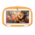 Android Tablet PC – For Kids, Sophisticated Hardware, WiFi, 7 Inch Display, HD Visuals, 4000mAh, Built-in Camera (Yellow)