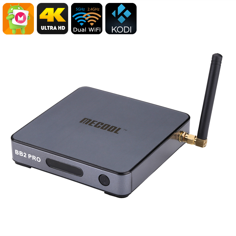 MECOOL BB2 PRO Android TV Box